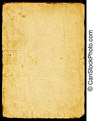 紙, 老, textured