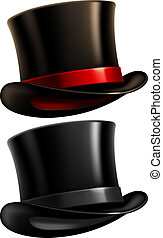 紳士, 大禮帽