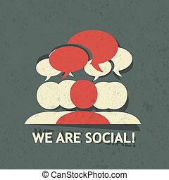 組, 社會