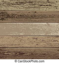結構, 背景, 木頭, 布朗