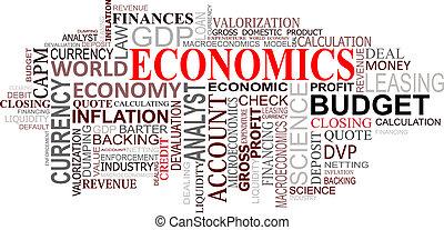 經濟, 雲, 記號