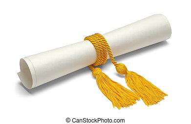 繩子, 榮譽, 程度