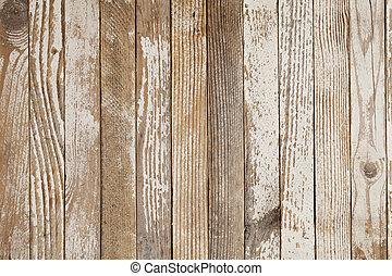 繪, 白色, 木頭, 老
