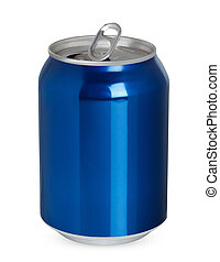 罐頭, 鋁, 被隔离