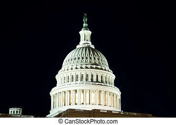 美國美國國會大廈, 建築物, 圓屋頂