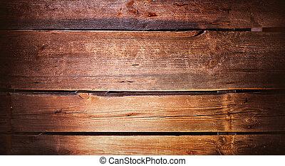 老, 木制, 摘要, 結構, 背景。, 背景