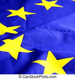 聯合, eurpean, 良好, 旗