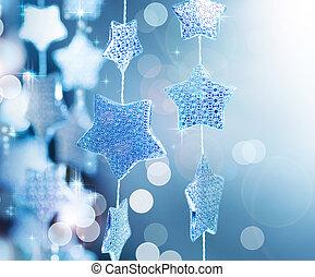 背景。, 聖誕節, 冬天