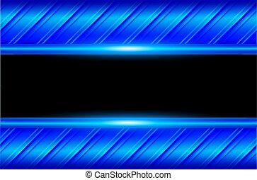 背景, 藍色, 摘要
