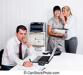 脅迫, 工作場所, 辦公室