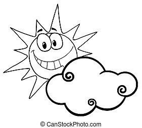 臉, 陽光普照, 微笑, 概述