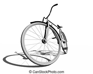 自行車, 第一流