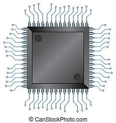 芯片, cpu