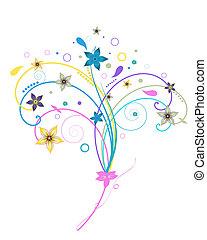 花卉 花束