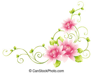 花, 葡萄樹