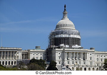 華盛頓特區, 美國美國國會大廈
