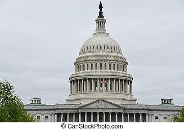 華盛頓 國會大廈, 我們, dc