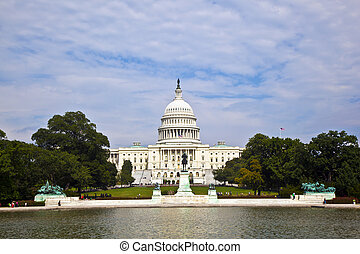 華盛頓 國會大廈