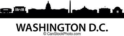華盛頓, 地平線, d.c