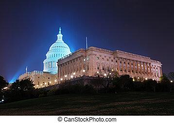 華盛頓, 我們, dc, 州議會大廈