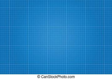 藍圖, 矢量, 插圖
