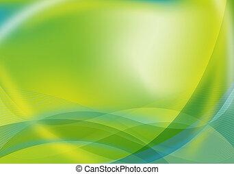 藍綠色, 摘要設計, /