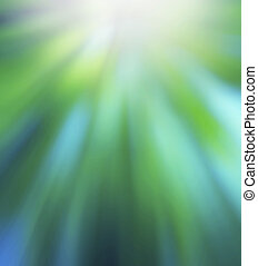 藍綠色, 背景
