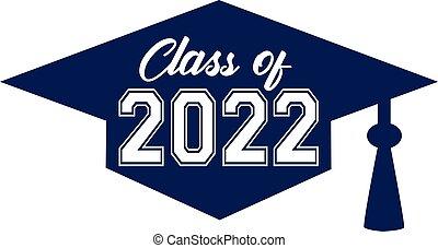 藍色的帽子, 2022, 畢業, 類別