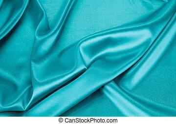 藍色的燈, 絲綢, cloth., 結構