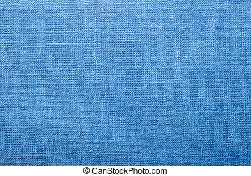 藍色, 布, 編織, 背景