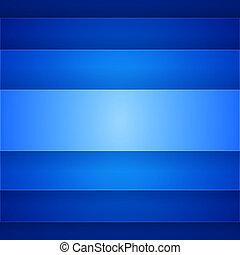 藍色, 摘要, 形狀, 矢量, 背景, 長方形