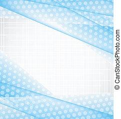 藍色, 摘要, 插圖, 背景