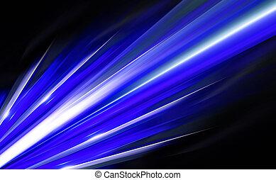 藍色, 摘要, 電腦, 設計, 背景
