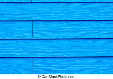 藍色, 繪, 木頭, 背景, 新