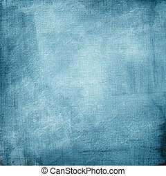 藍色, 質地, grunge, 背景