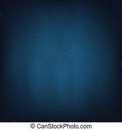 藍色, grunge, 背景, 結構
