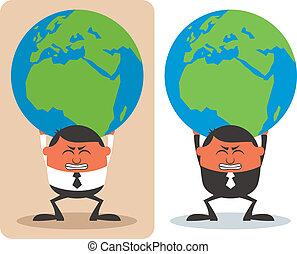 藏品, 地球, 商人
