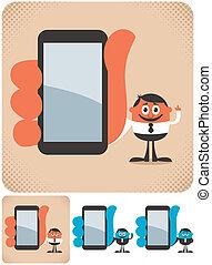 藏品, smartphone