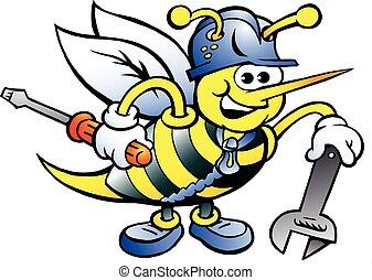 螺絲刀, 猛扭, 藏品, 蜜蜂