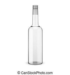 螺絲, 伏特加酒, cap., 瓶子, 玻璃