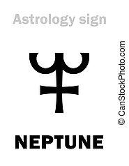 行星, astrology:, 海王星