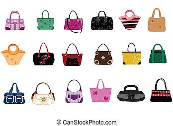 袋子, 時裝