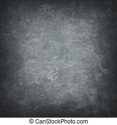 被成雜色, 灰色, grungy, 背景