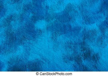 被成雜色, 藍色, 摘要, 背景