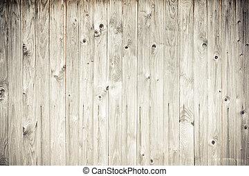 被風化的 木頭, 板條, 柵欄