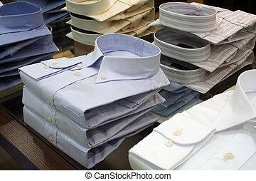 襯衫, 銷售
