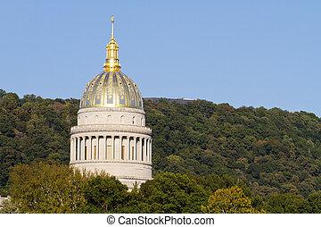 西方, 州首都, 弗吉尼亞, 圓屋頂