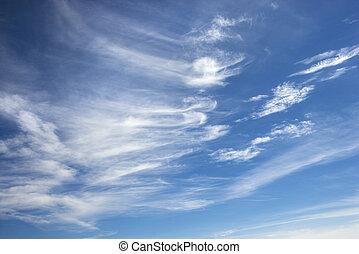 触須, clouds.