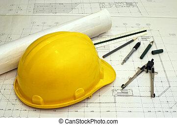 計划, 建筑