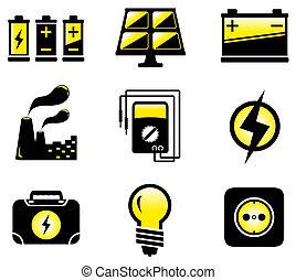 設備, 集合, 電